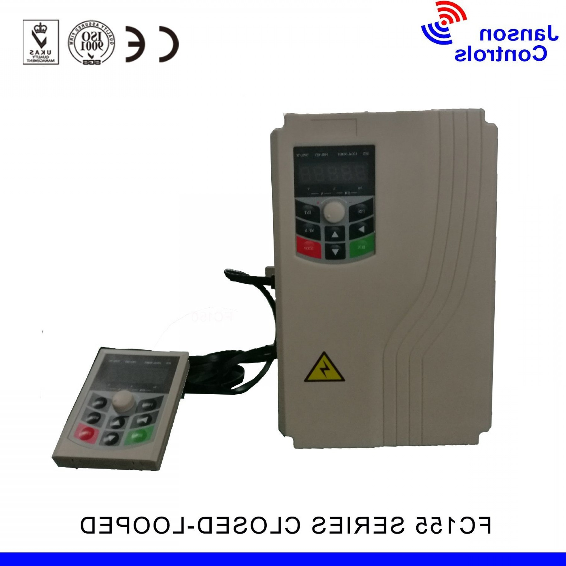 Vector Power Inverter Remote: China Closed Loop High Performance Vfd Vector Control Ac Drive With Remote Control