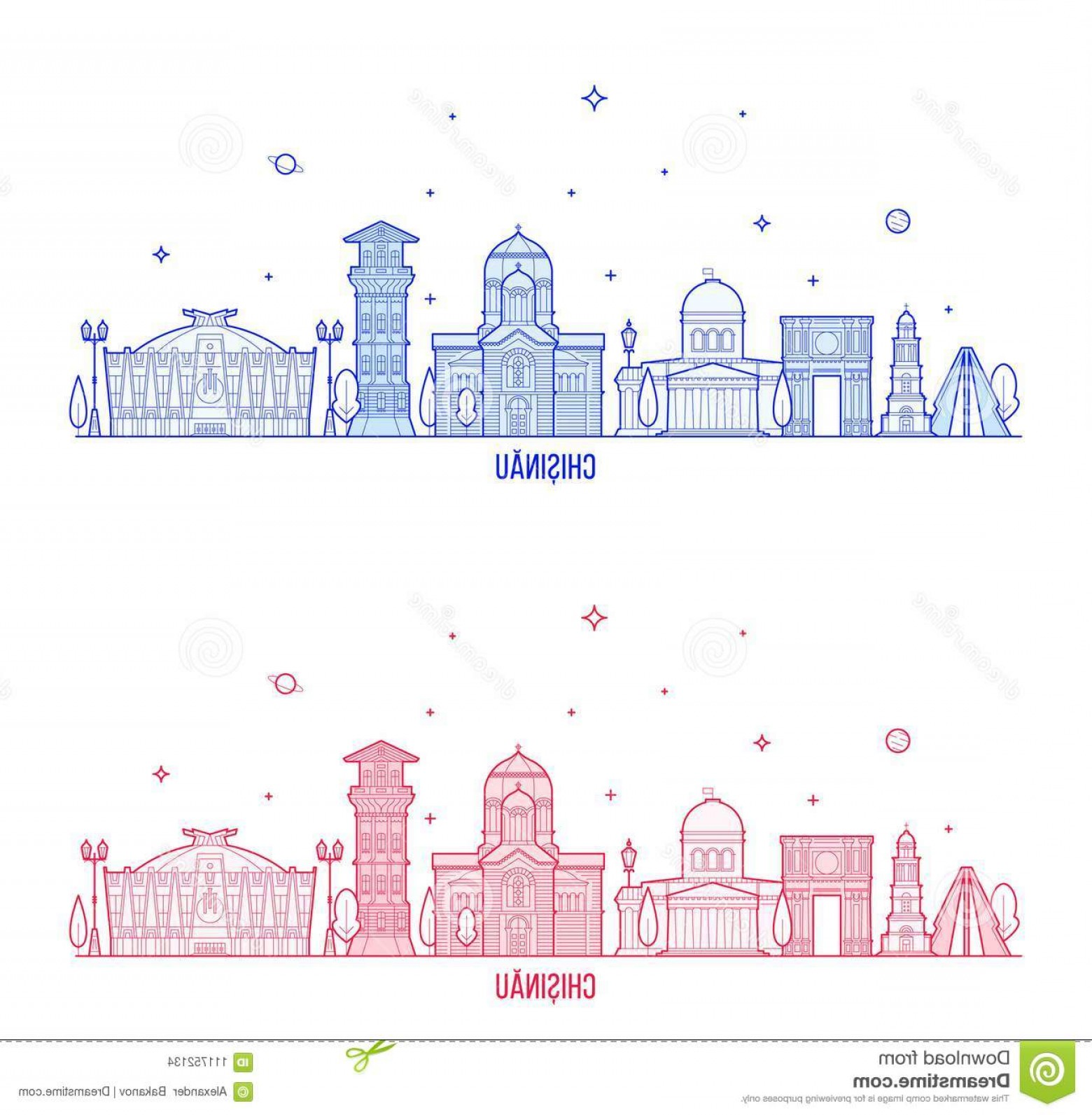 City Building Vector Free Download: Chisinau Skyline Moldova City Buildings Vector Chisinau Skyline Moldova Illustration Represents City Its Most Image