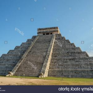 Vector South America Ancient Ruins: Ancient Ruins Peru South America