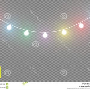 Vector Shining Star.gif: Christmas Lights Transparent Background Xmas Glowing Garland Vector Christmas Lights Transparent Background Xmas Glowing Image