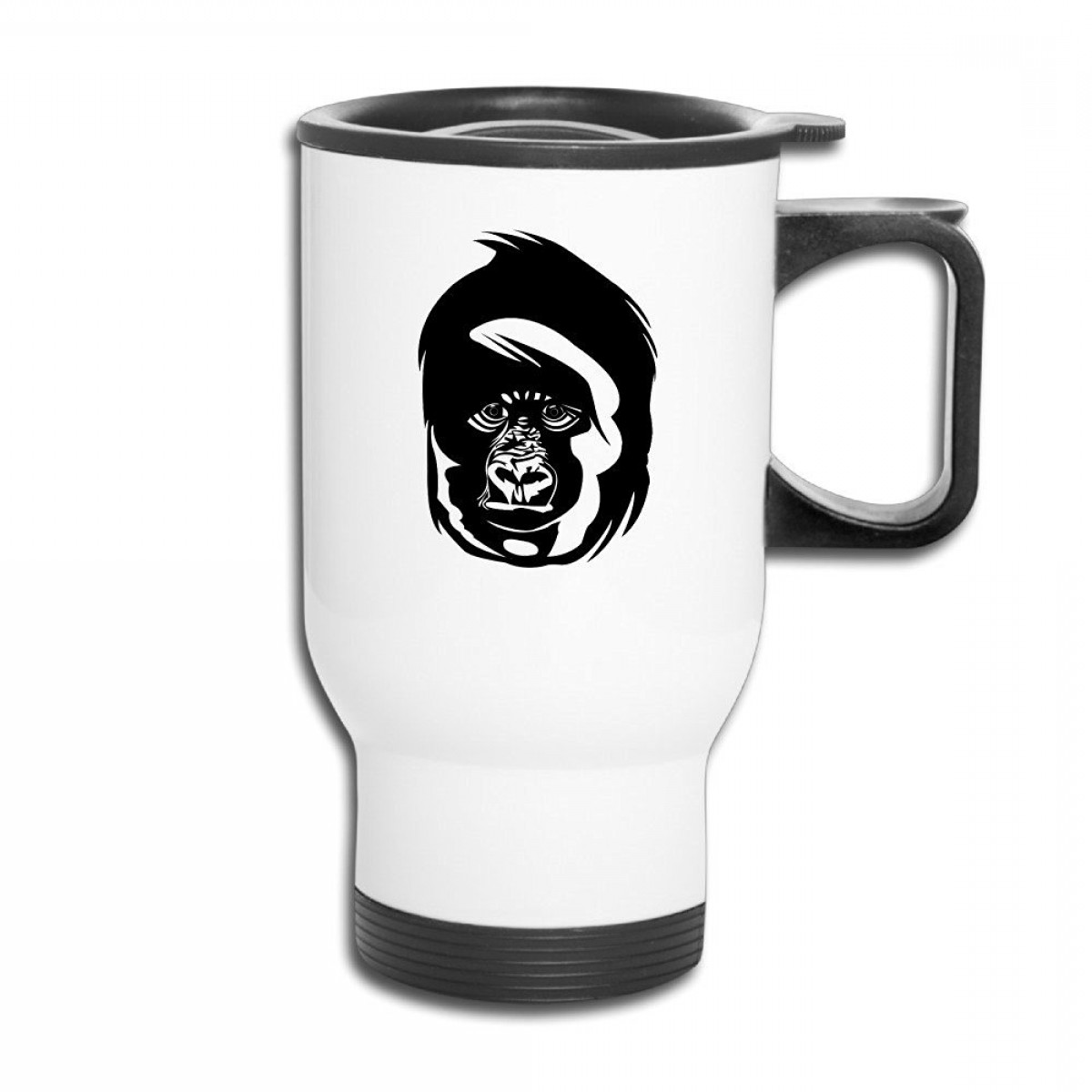 Starbucks China Vector: Clon Gorilla Vector Image Starbucks Travel Mugs