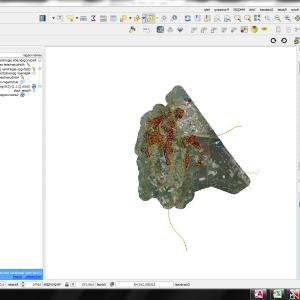 GIS Vector Clip: Clipping A Vector Line Shapefile In Qgis Based On A Raster Shapefile