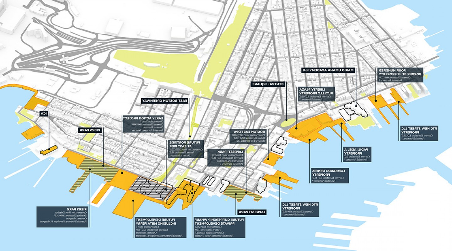 Massport Vector: Coastal Resilience Solutions For East Boston And Charles Town Stoss Landscape Urbanism