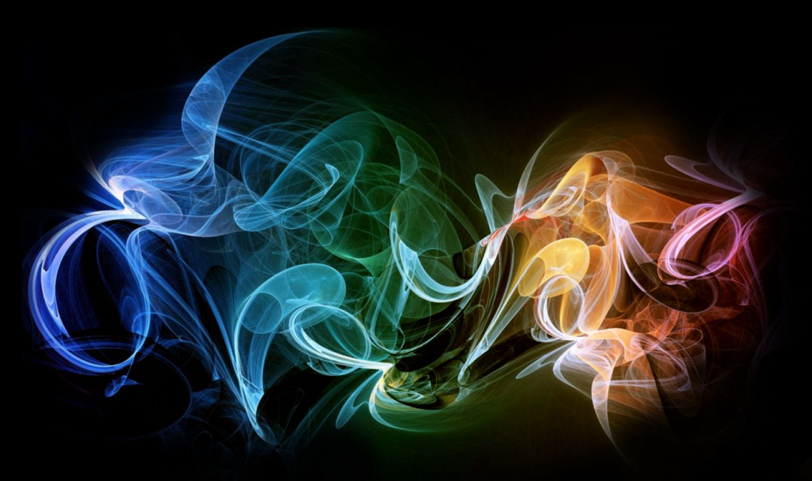 Color Smoke Vector: Color Smoke Png Transparent Image