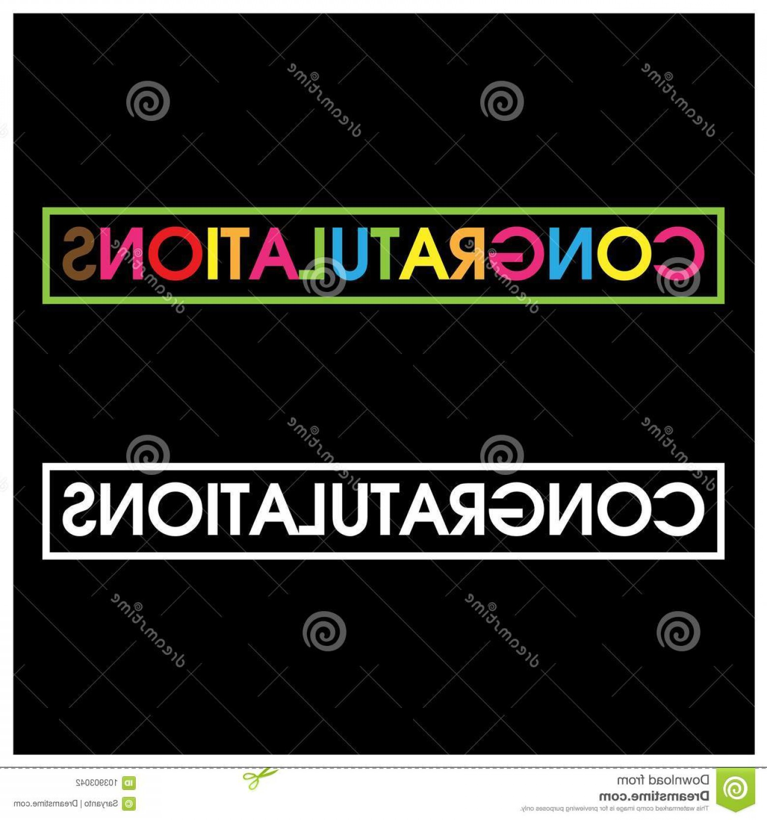 EPS Vector Letters: Colorful Vector Letters Icon Word Congratulations Vector Colorful Vector Letters Icon Word Congratulations Vector Eps File Image