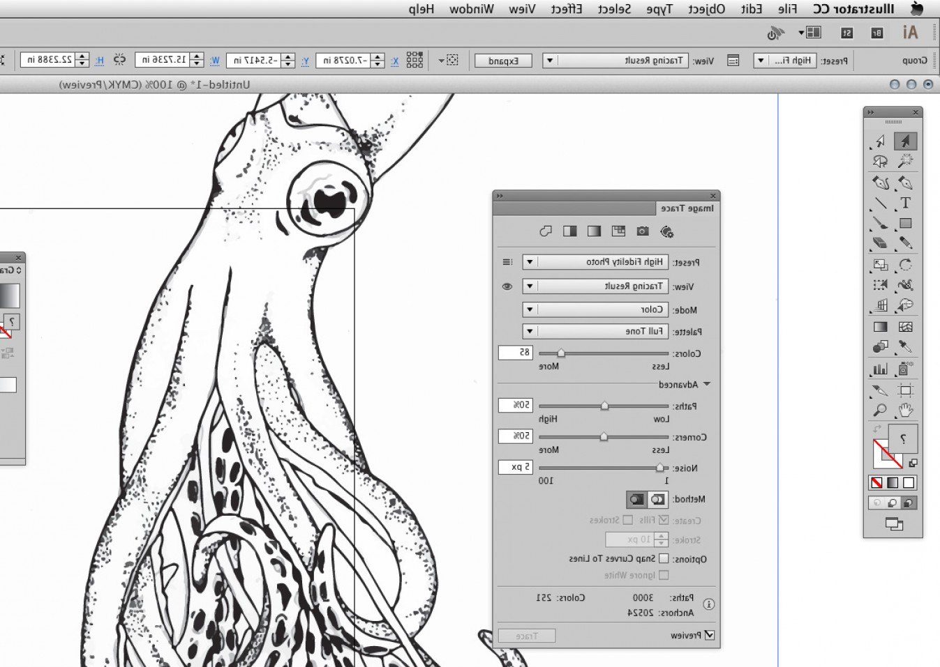 Vector-Based Graphics Software: Converting Drawing To Vector In Illustrator
