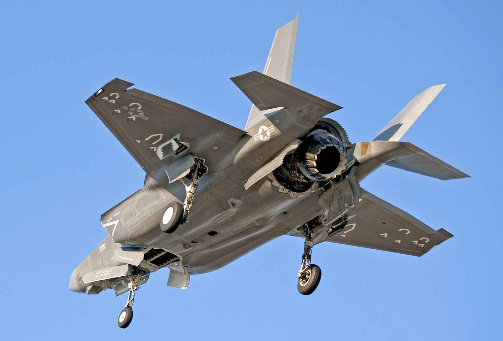 Thrust Vector Control: Could We Use The F Bs Thrust Vectoring Nozzle To Create Most Maneuverable Aircraft Ever