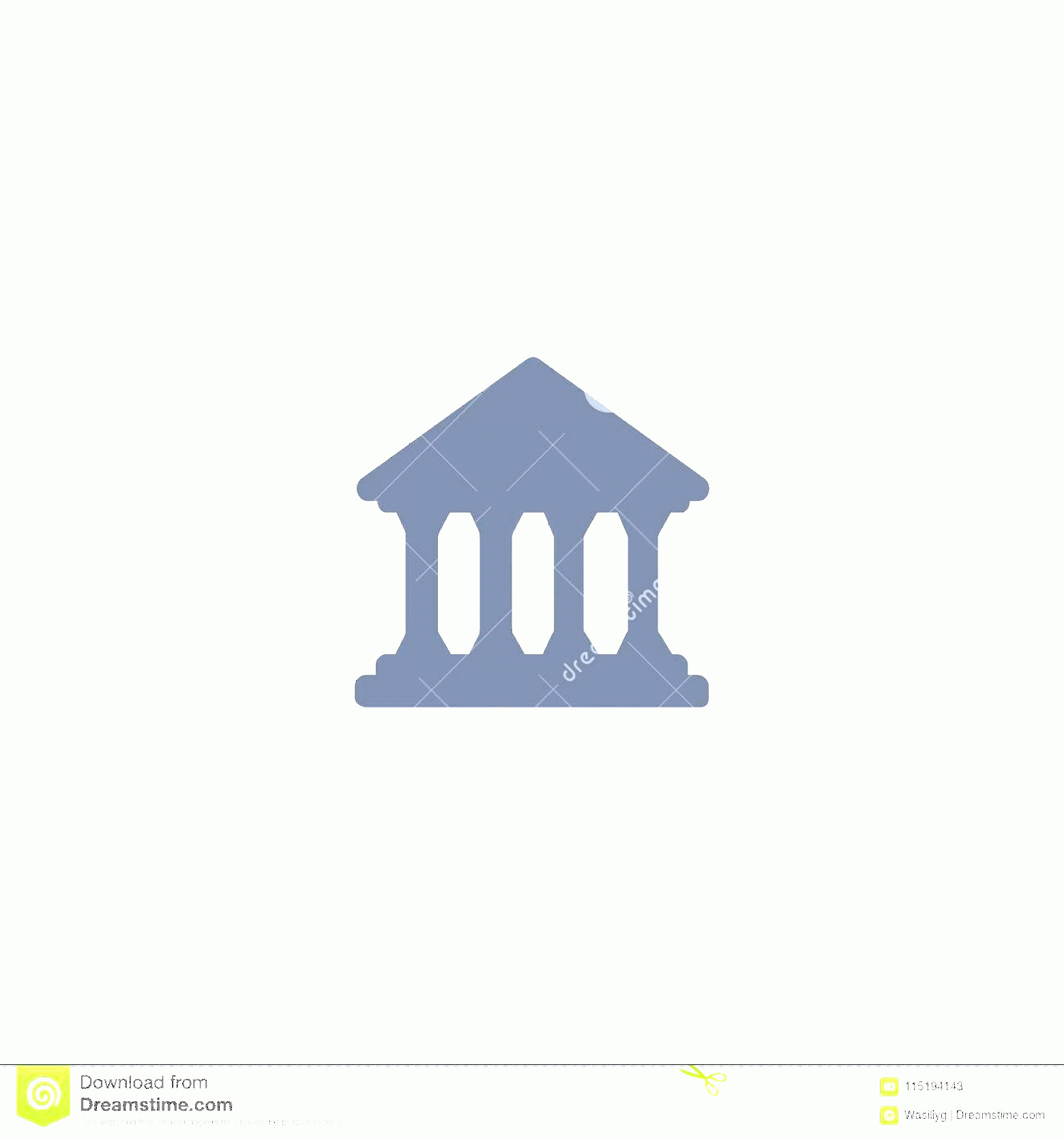 Court Building Vector: Court Building Bank Vector Best Flat Icon Court Building Bank Vector Best Flat Icon White Background Eps Image