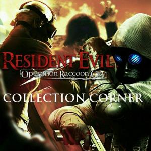 Cosplay Resident Evil Raccoon City Vector: Collection Corner Resident Evil Operation Raccoon City