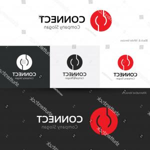 Share Logo Vector: Food Share Logo Vector Icon Element