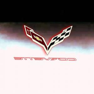 C7 Corvette Logo Vector: Anyone Have Hi Res Image Of This Cr Logo