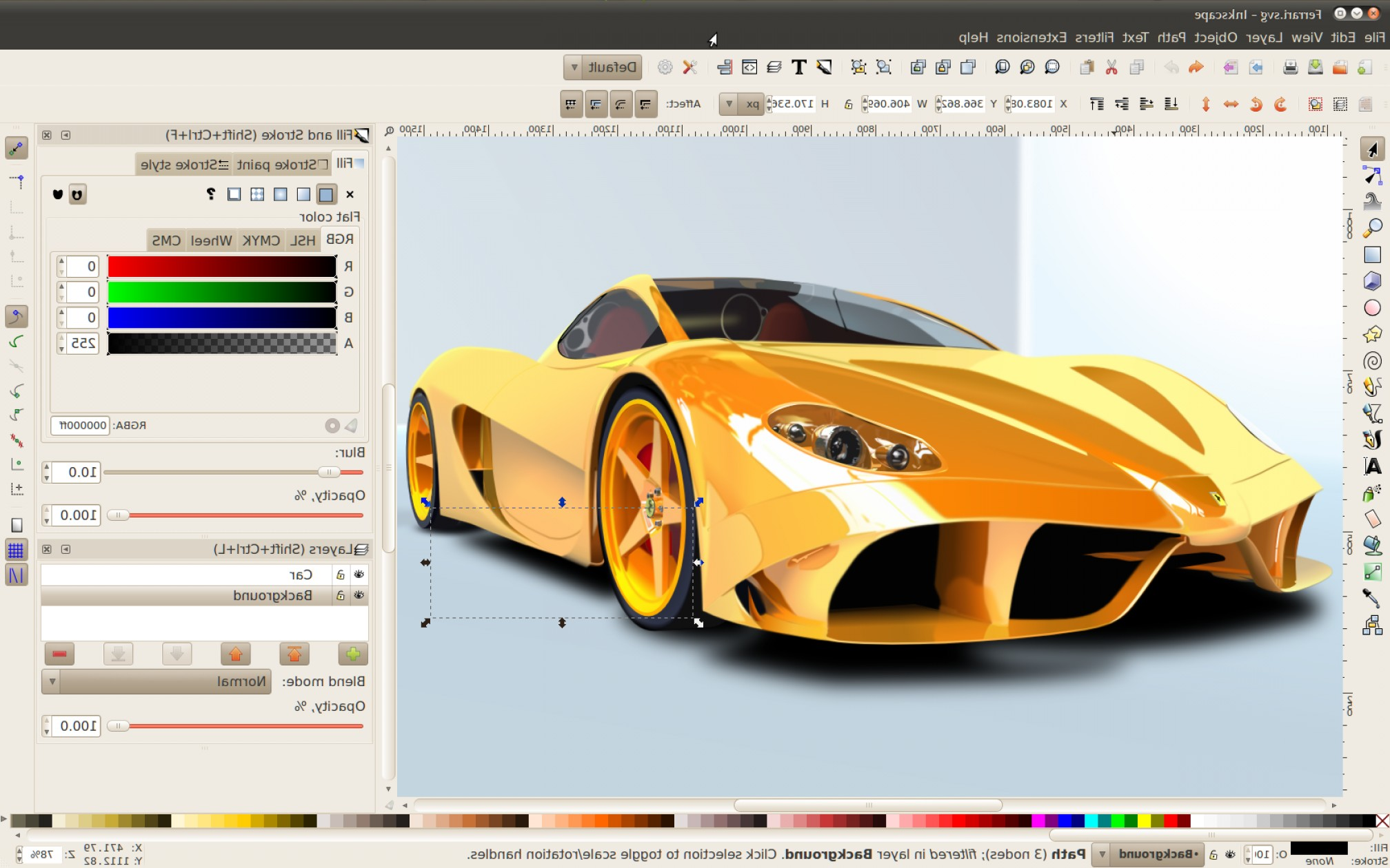 Vector-Based Graphics Software: Create Your Own Vector Graphics With Inkscape