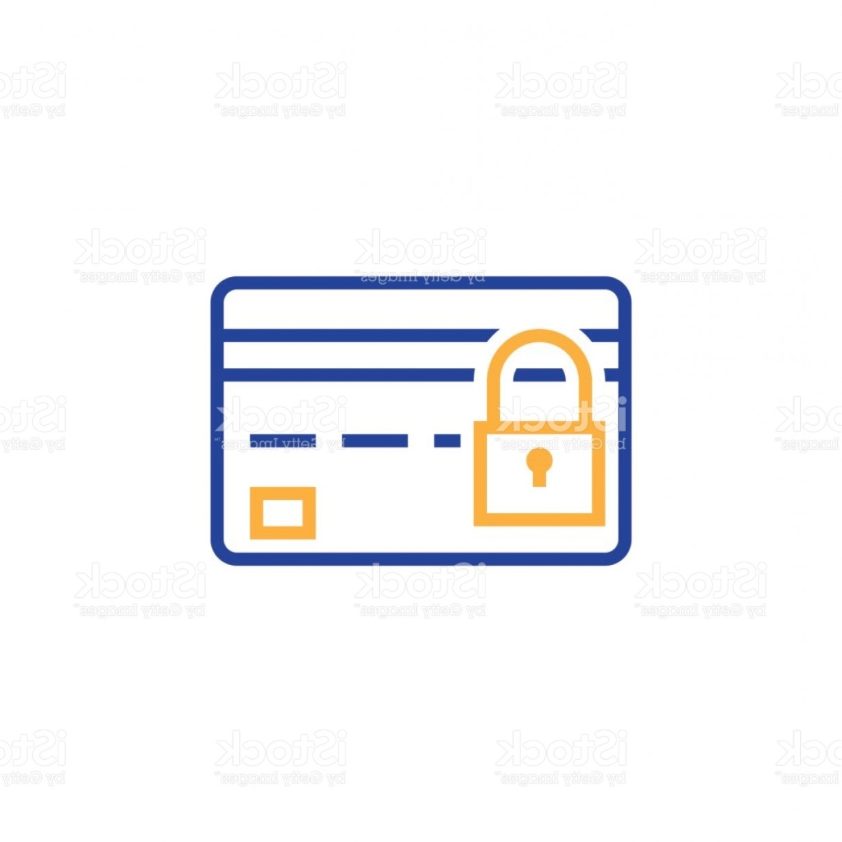 credit card security line icon safe payment concept outline vector rh createmepink com jcb credit card vector logo credit card logo vector images