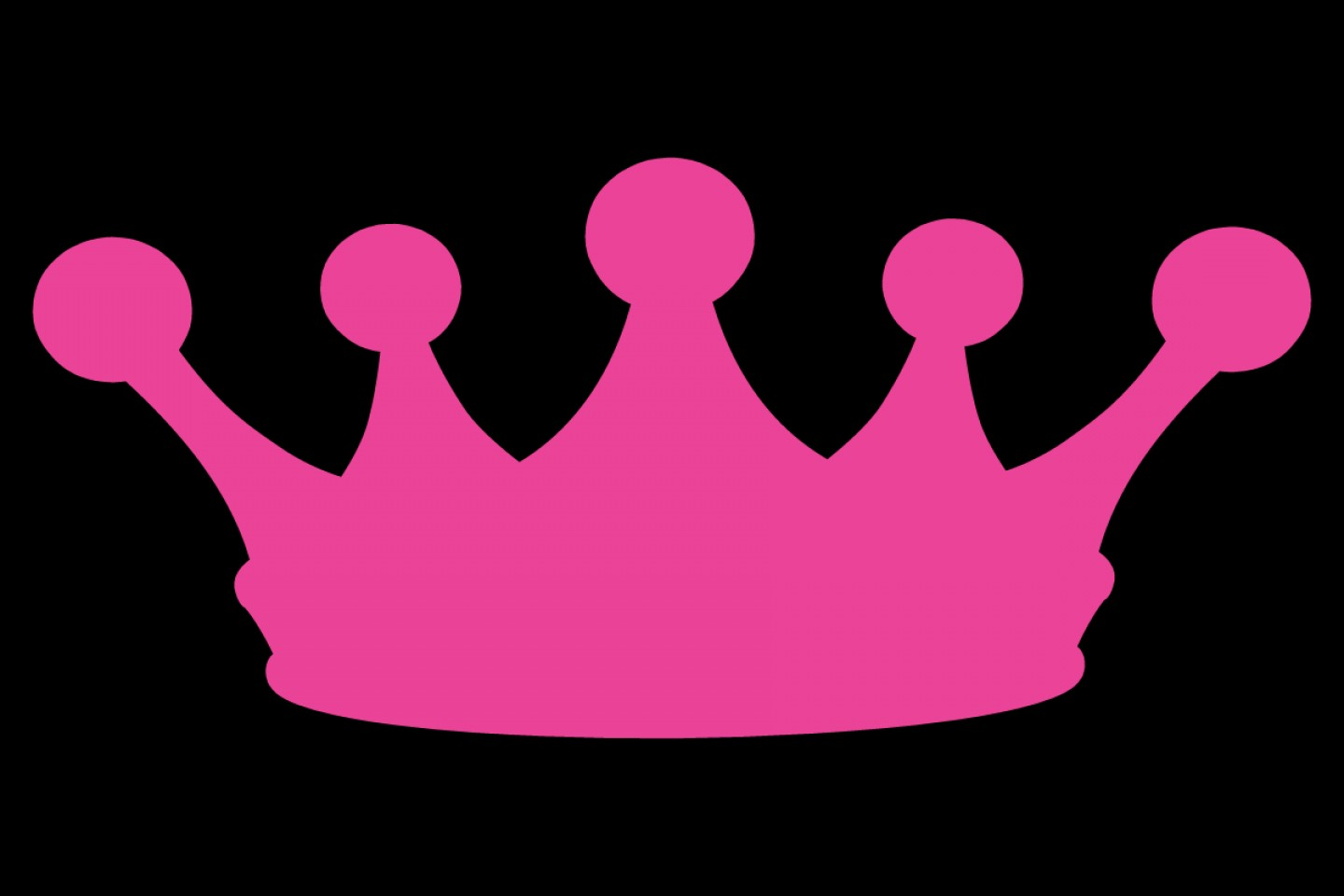 Transparent Queen Crown Vector: Crown Clipart Black And White Free