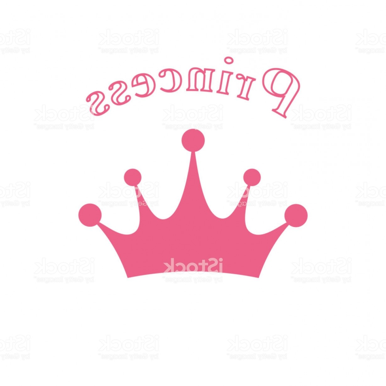 Princess Crown Vector Graphic: Crown Icon Vector Princess Crown Gm