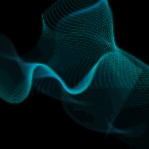 Awesome Ocean Wave Vector: Create Digital Particle Waves Adobe Illustrator