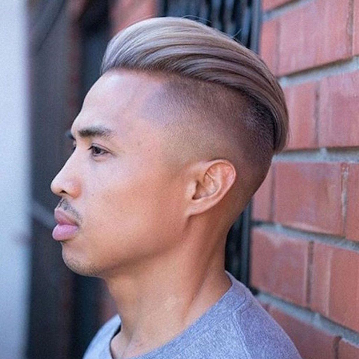 Vector Male Fade Hair: Culture Life Undercut Become Douchiest Hairstyle Singaporean Men