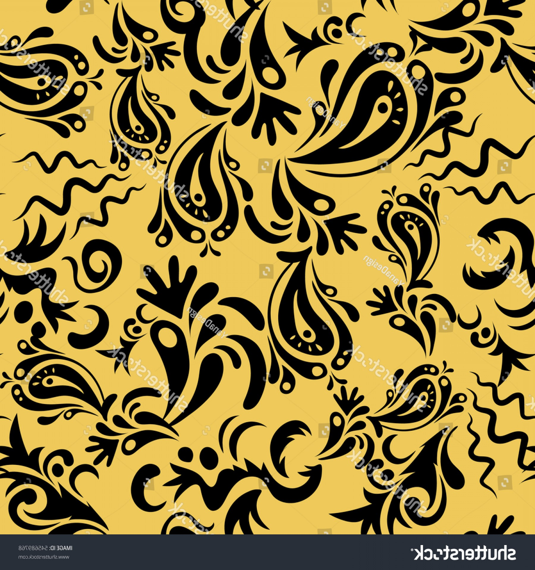 Tulle Black Lace Pattern Vector: Cutout Paper Lace Texture Vector Tulle