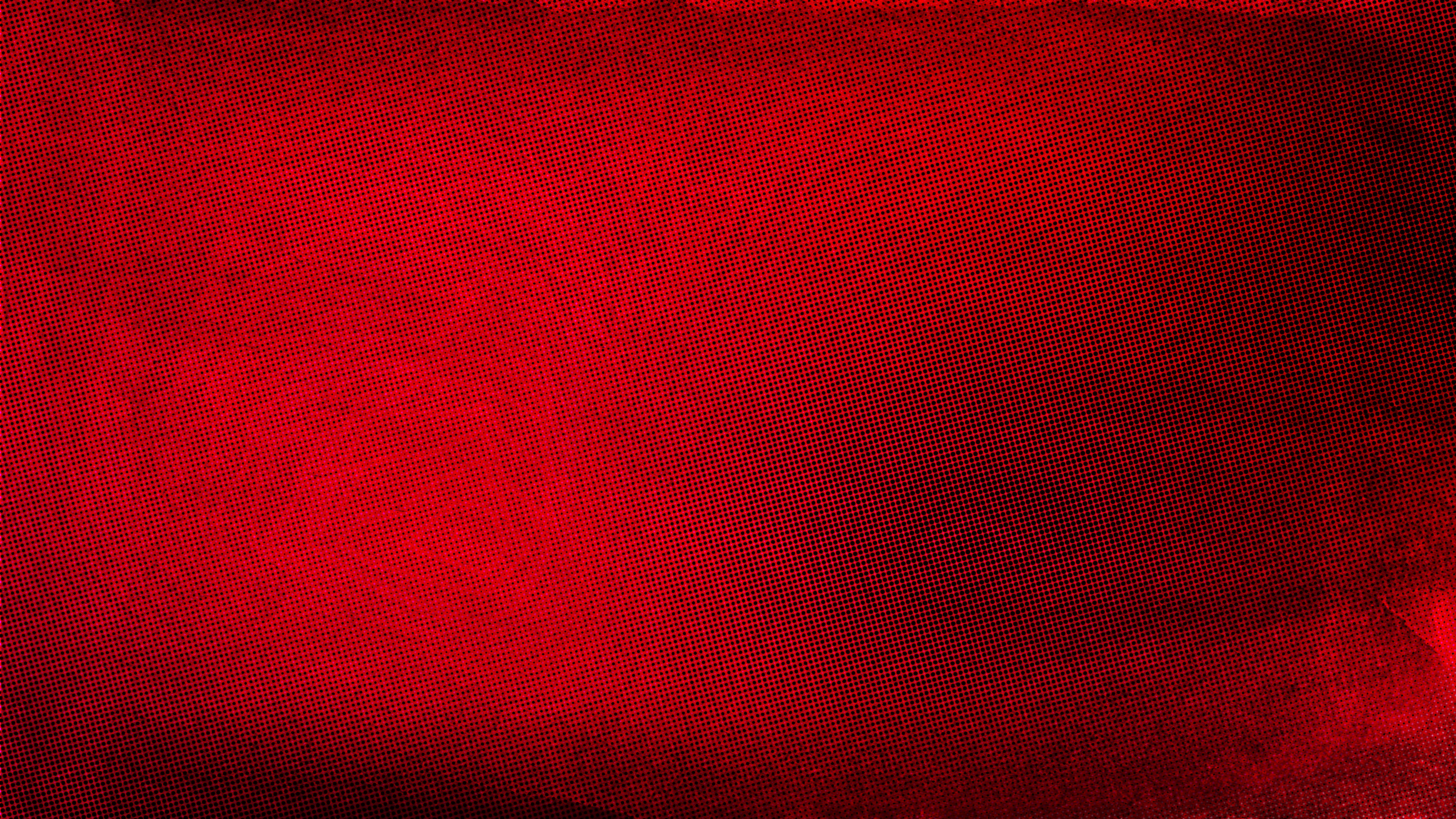 Distressed Red Background Vector: Dark Red Distressed Halftone Background
