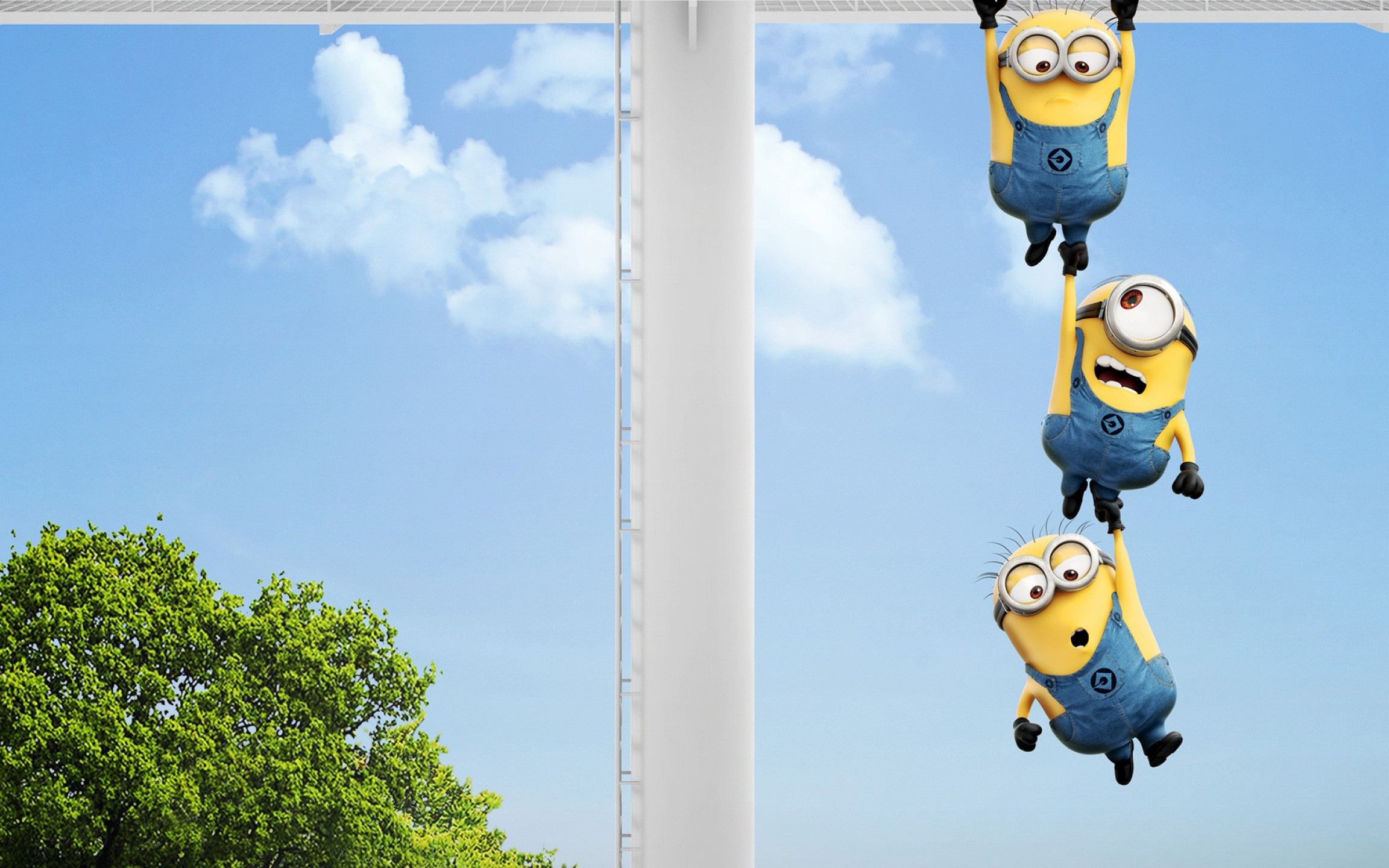 Minion From Despicable Me 2 Vector Image: Despicable Me Minions