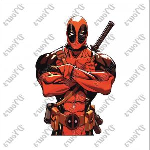 Deadpool Vector: A Little More Deadpool Before Bedtime Deadpool
