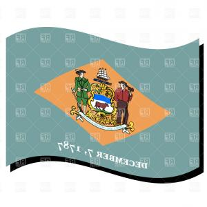 State Flag Images Vector: Arkansas State Flag Vector Clipart