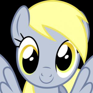 Derpy Hooves Vector: Derpy Vector By Britishnicky On Deviantart
