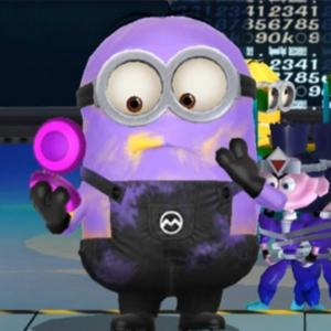 Vector Squid Launcher Despicable: Despicable Me Minion Rush Disguised Minion Running In Hacked Holidays