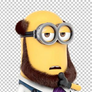 In Space Vector From Despicable Me: Despicable Me Minion Rush Minions Tim The Minion Vector Minions Png