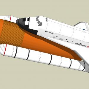 SketchUp Logo Vector: Detailed Process For Creating Model Of Shuttle Speeder Watch