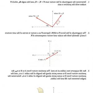 Position Vector Vs Scalar: Vectors In Two And Three Dimentions