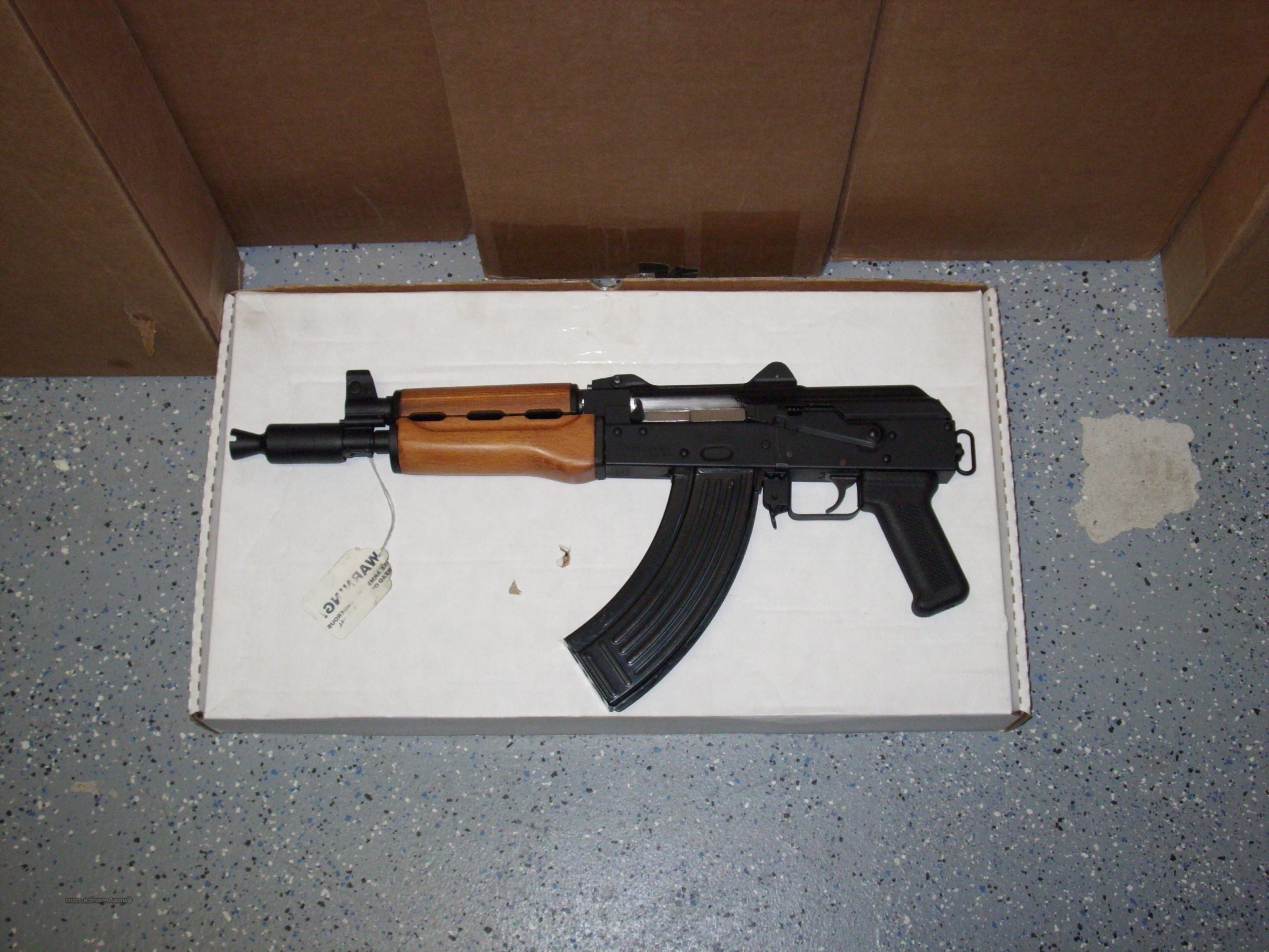 Vector Arms AK-47 Underfolder: Do Vector Arms Ak Have Milled Receiver
