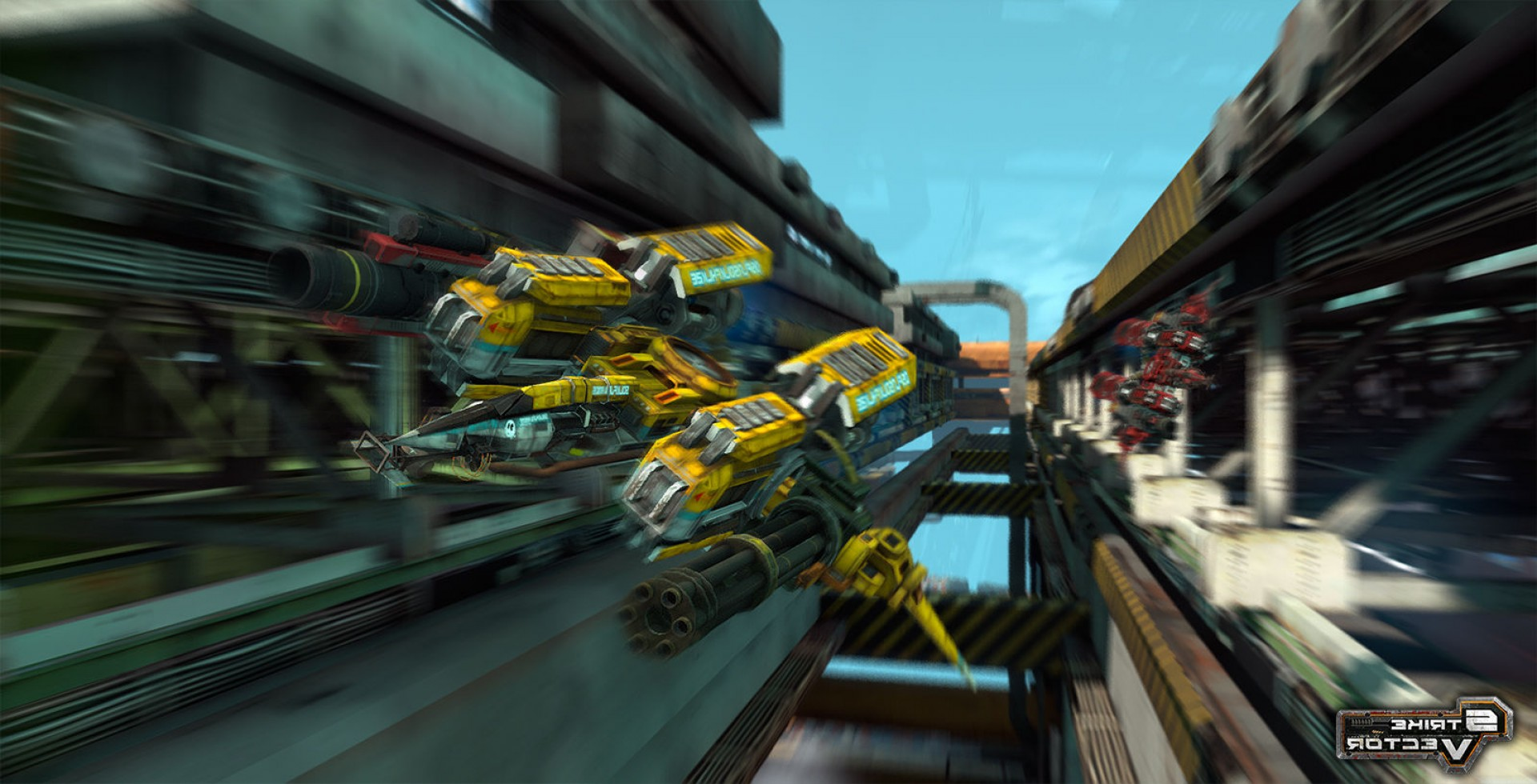 Strike Vector Game: Dog Fighting Game Strike Vector Enters Open Beta In January