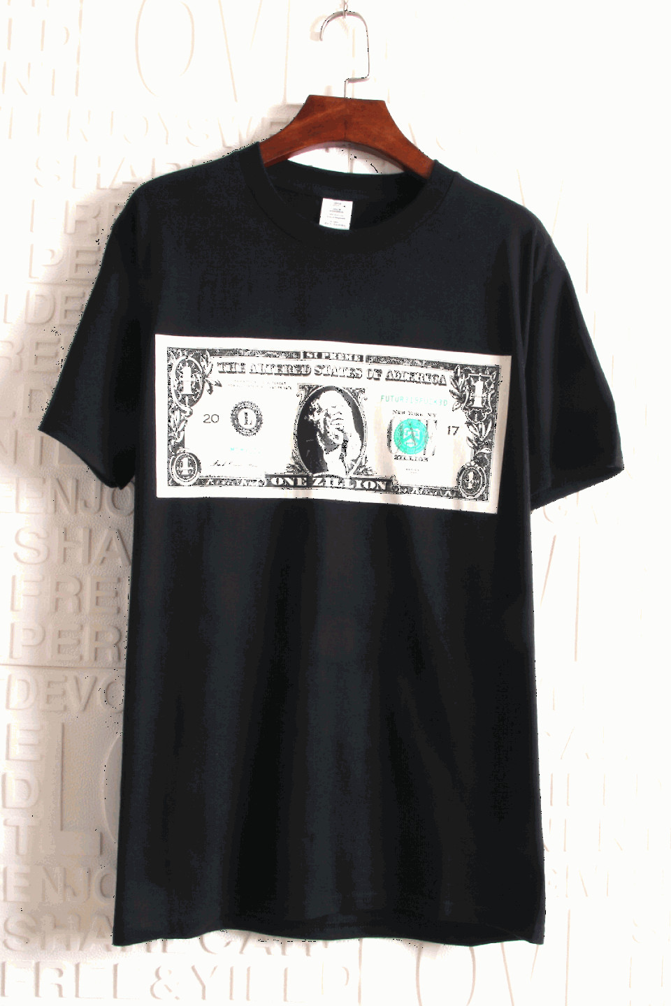 Supreme Vector T-shirt: Dollar Supreme Tee Short Sleeved T Shirt