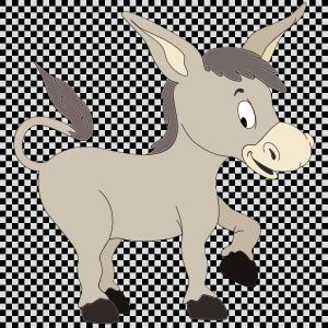 Donkey Vector Graphics: Donkey Clip Art Portable Network Graphics Transparency Vector Graphics Ftoto