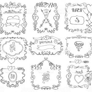 Arrow Border Frame Vector: Set Of Arrow Frames Tribal Border Round Frame Collection Gm