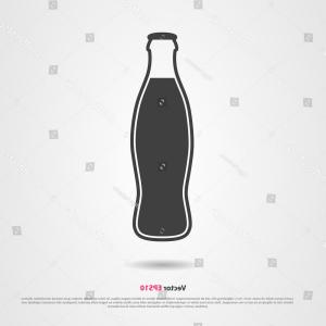 Coca-Cola Vector Silhouette: All You Need Bicycle Hand Drawn