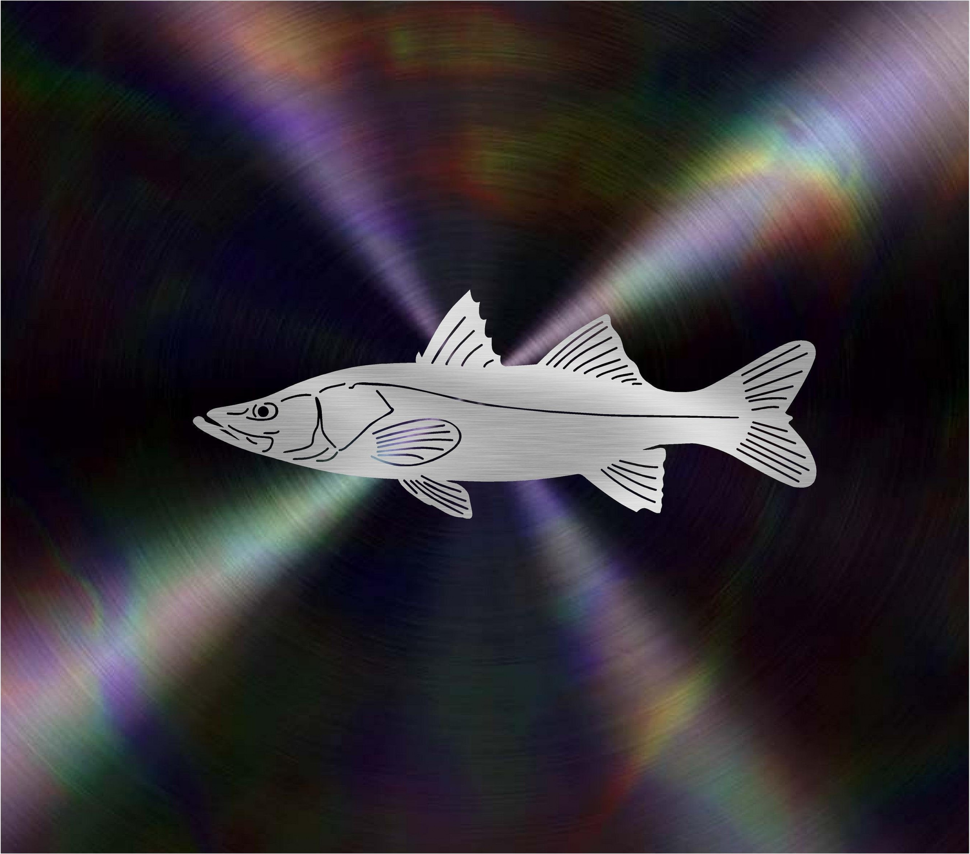Plasma Art Fishing Vector Files: Dxf Cnc Dxf For Plasma Laser Scalable