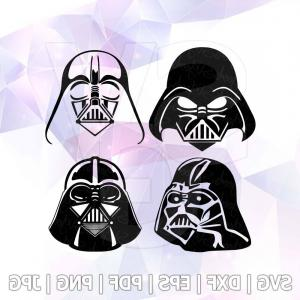 Star Wars Vinyl Templates Vector: Dxf Png Eps Darth Vader Star Wars Svg