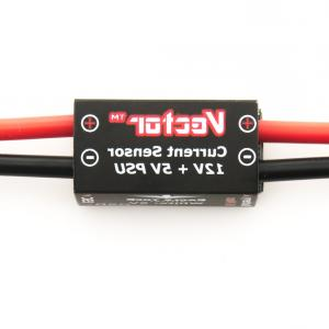 Vector Fly Lights Manufacturer: Eagle Tree Vector Current Sensor Wires Psu