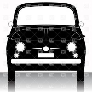 Car Silhouette Vector Free: Free Vector Silhouettes Of Sports Cars