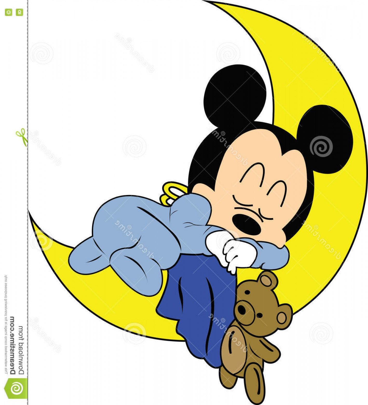 editorial stock image baby mickey mouse disney vector beautiful image image