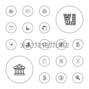 Free Vector Money: Editable Vector Money Icons Sack Vegas