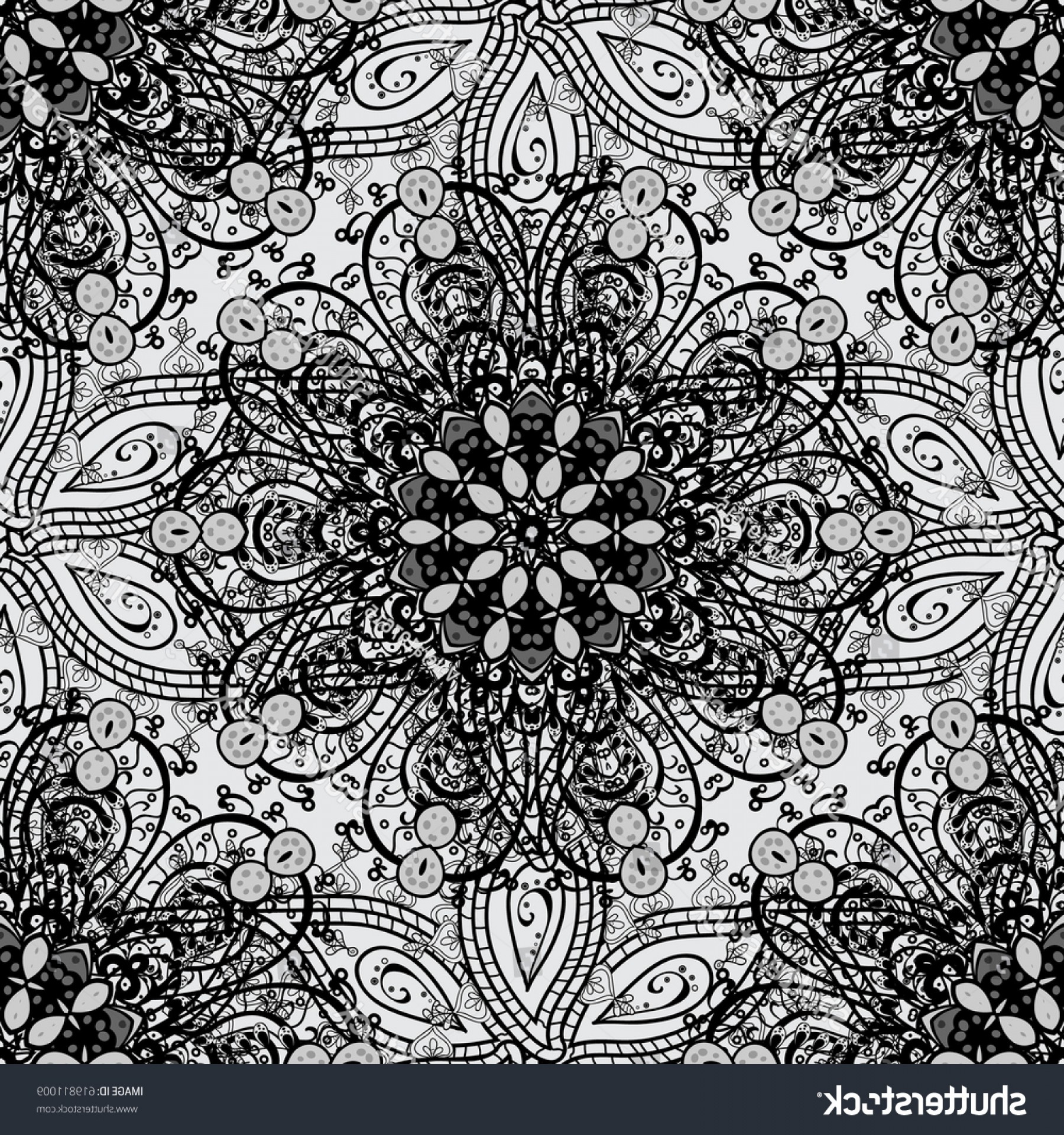 Elegant Patterns Vector Png: Elegant Vector Classic Pattern Seamless Abstract