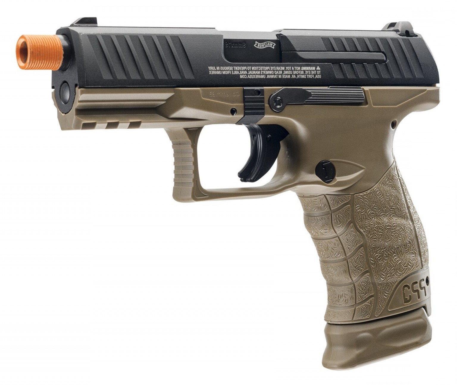 Vector Arms Uzi Manual: Elite Force Ppq Tactical Gas Blowback Airsoft Pistol