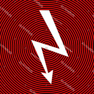Vector Lightning Bolt Tribe: Electric Lighting Bolt Icon Flash Vector