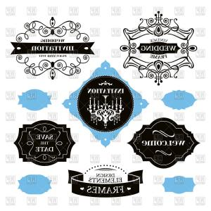 Elegant Wedding Vector Graphics: Stock Photography Wedding Invitation Beautiful Elegant Wedding Dress Image