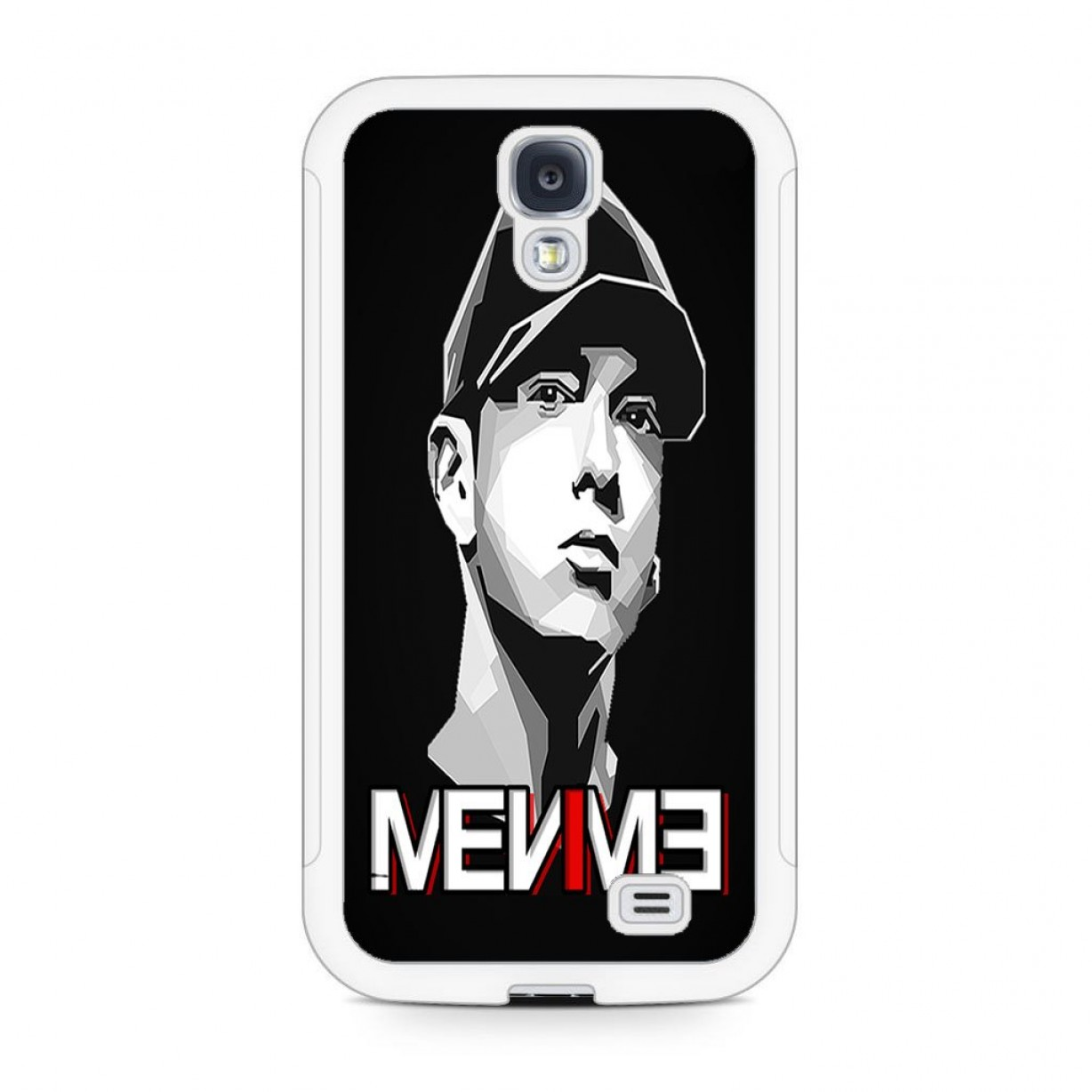 Vector Galaxy S4: Eminem Marshall Logo Vector Samsung Galaxy S Case