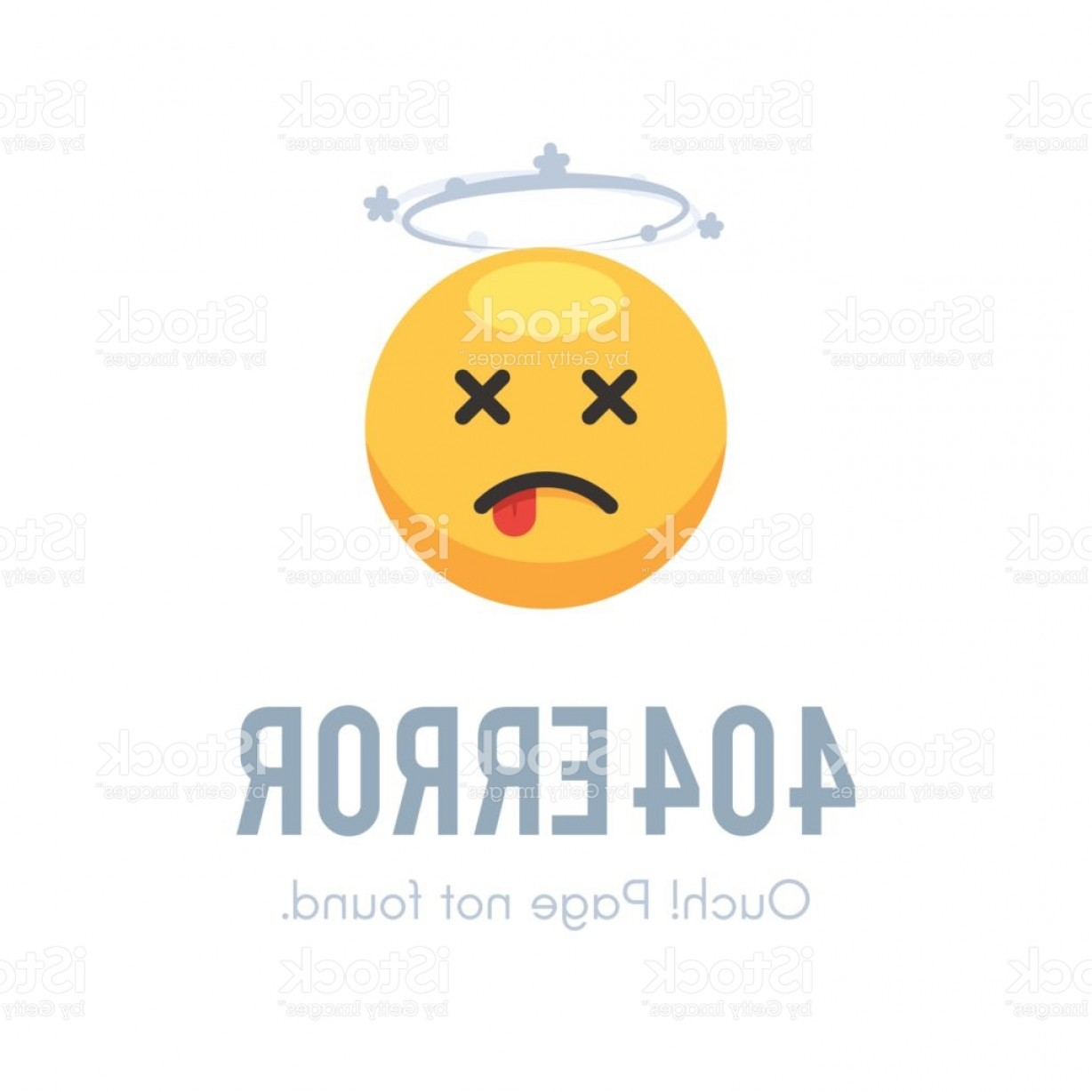 Popular Vector Emoji: Emoji Dead Error Gm