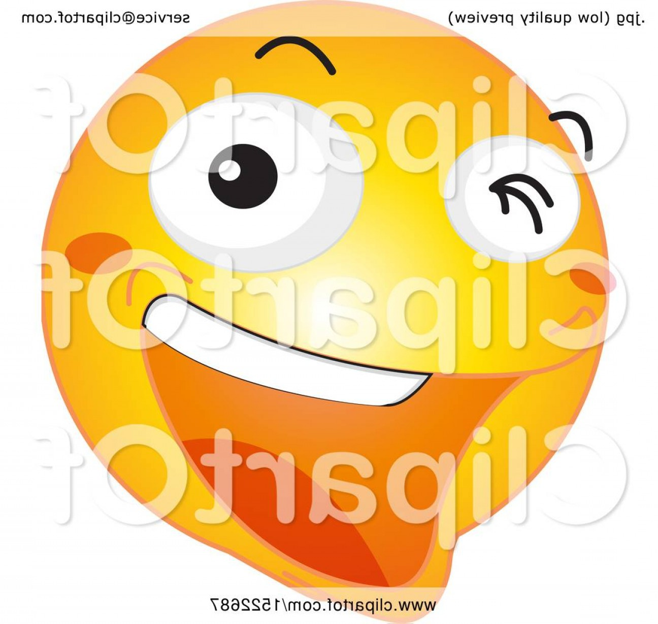 Emoji Fist Bump Vector Graphic: Emoticon Yellow Emoji Smiley Laughing